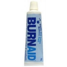 Burn Aid burn gel tube 50g