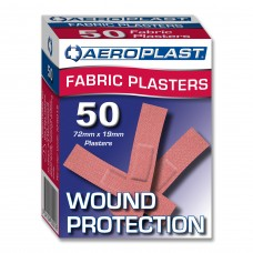 Adhesive strips - Fabric- pk 50