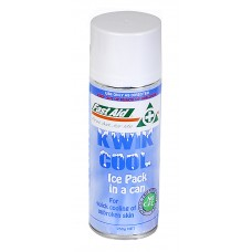Burn cool spray aerosol can 250g