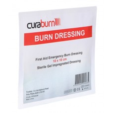 Hydrogel burn dressing 10cm x 10cm