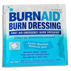 Hydrogel burn dressing 20cm x 20cm