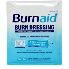 Hydrogel burn dressing 55cm x 40cm