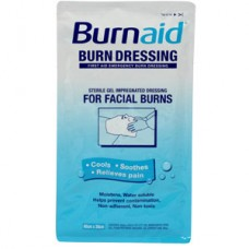 Burnaid hydrogel face dressing 40cm x 30cm